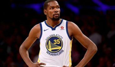 Los Warriors tendrán el reto de comenzar defensa del título sin Durant