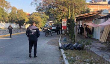 Hallan 18 bolsas con restos humanos en una finca en el occidente de México