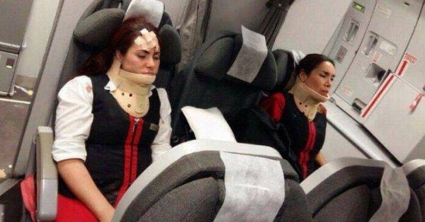 Varios heridos leves por turbulencias en un vuelo de Lima a Buenos Aires