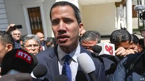 Guaidó: Venezuela ya pasó la