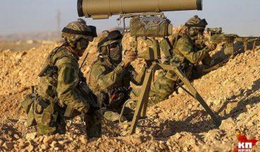 Fuerzas sirias derriban proyectiles procedentes de Israel contra Damasco