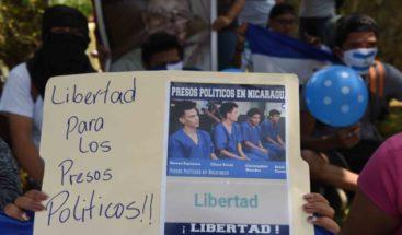 Ortega anuncia excarcelación de 100