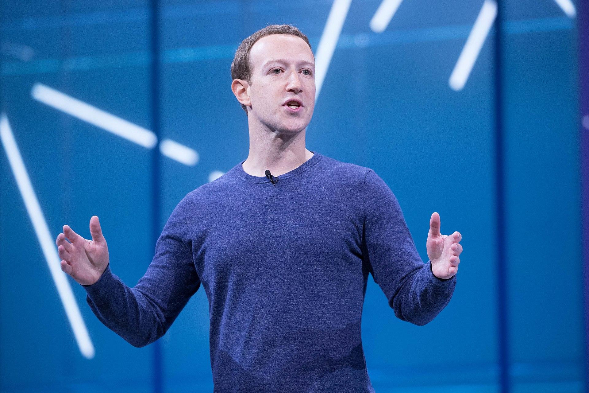 El jefe de seguridad Mark Zuckerberg es acusado de acoso sexual