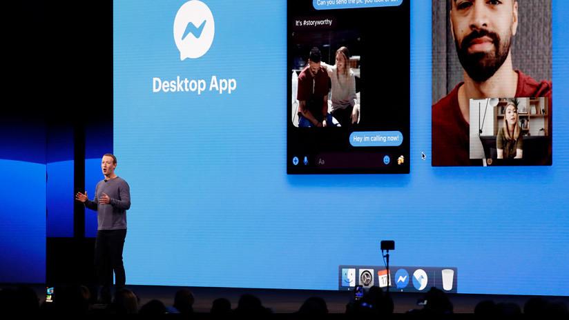 Zuckerberg muestra cómo será la nueva interfaz de Facebook
