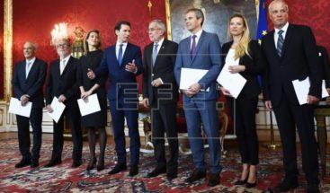 Juramentan ministros interinos en Austria tras escándalo