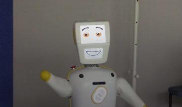 Desarrollan un robot para asistir a los ancianos y ofrecerles compañía