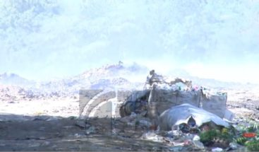 Piden cerrar el vertedero de Villa Gonzalez por la gran contaminación que sale de allí