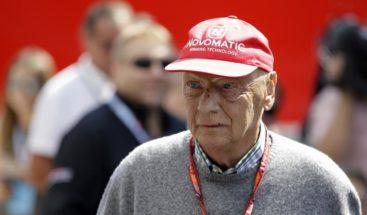 Muere el ex piloto de Fórmula 1 Niki Lauda, a los setenta años