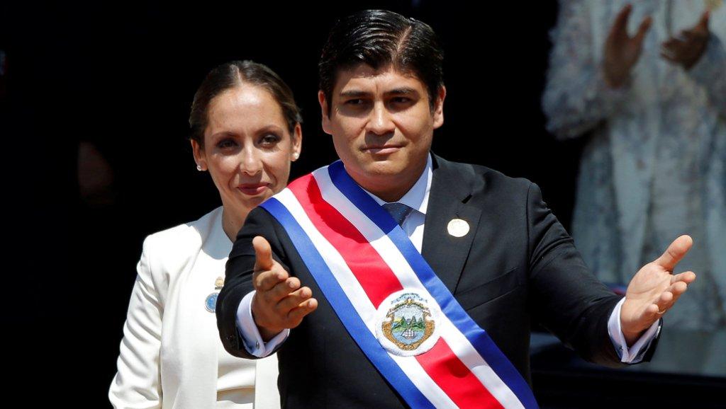 Alvarado dice que Costa Rica estuvo