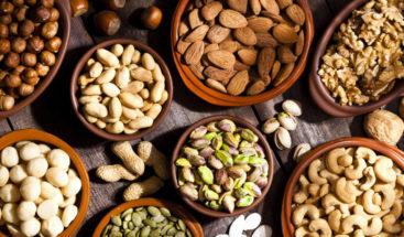 Comer frutos secos en el embarazo se asocia con un mejor desarrollo neuropsicológico del niño