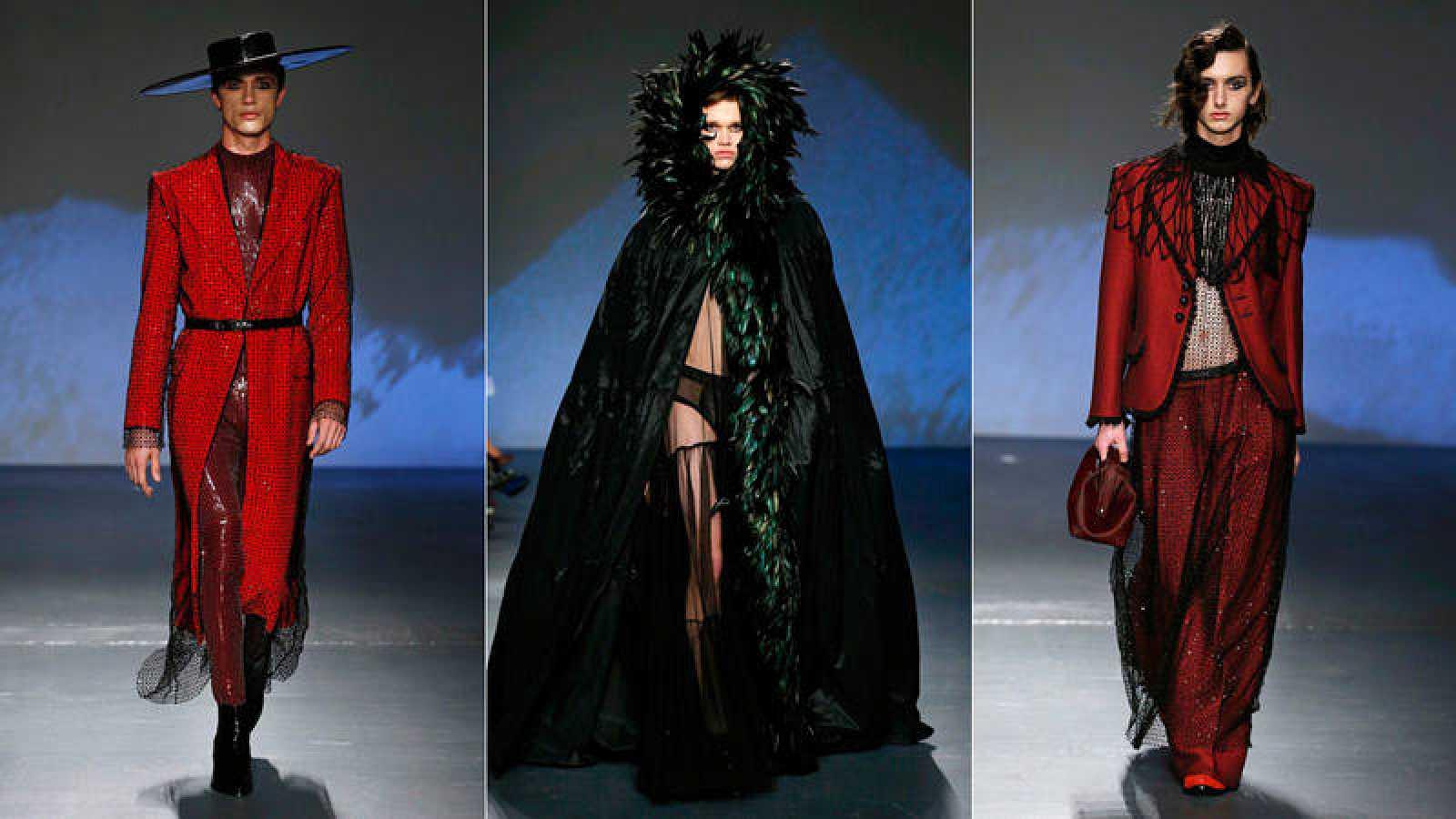 Palomo Spain, expuesto en el Met, pasa a formar parte de historia de la moda
