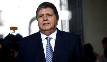 Vida de fiscales y testigos del caso Alan García está en riesgo, dice fiscal