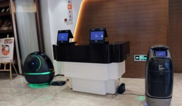 Hoteles del futuro: robots en el servicio de habitaciones y puertas sin llave