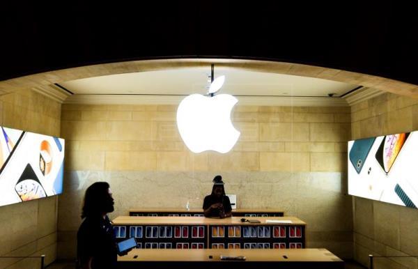 Las ventas del iPhone caen, pero los servicios alumbran el camino a Apple