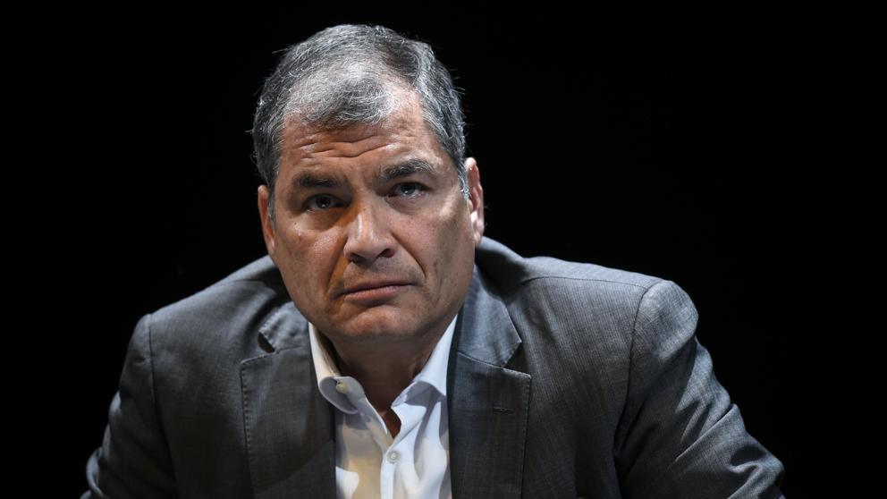 Justicia de Colombia interroga a opositor de Correa sobre secuestro en Bogotá