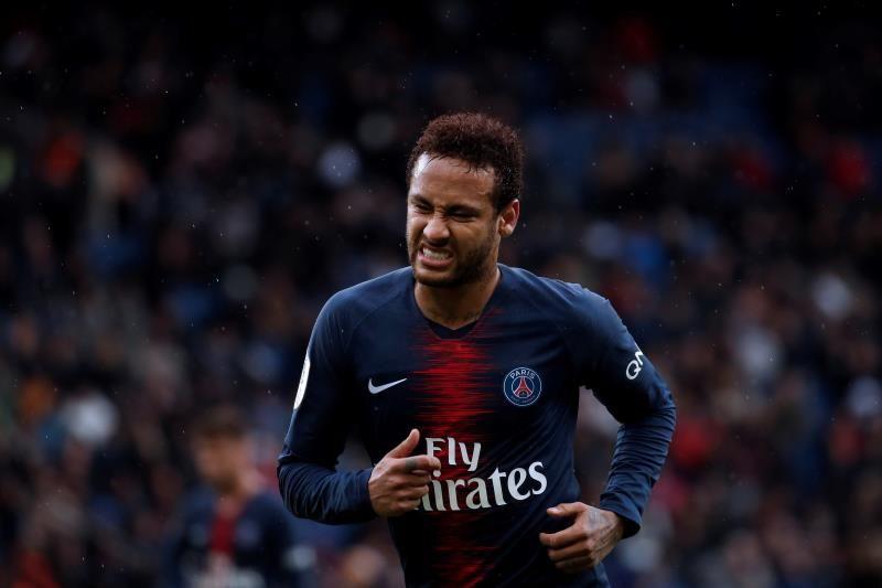 Neymar recurre la sanción de 3 partidos impuesta por la UEFA