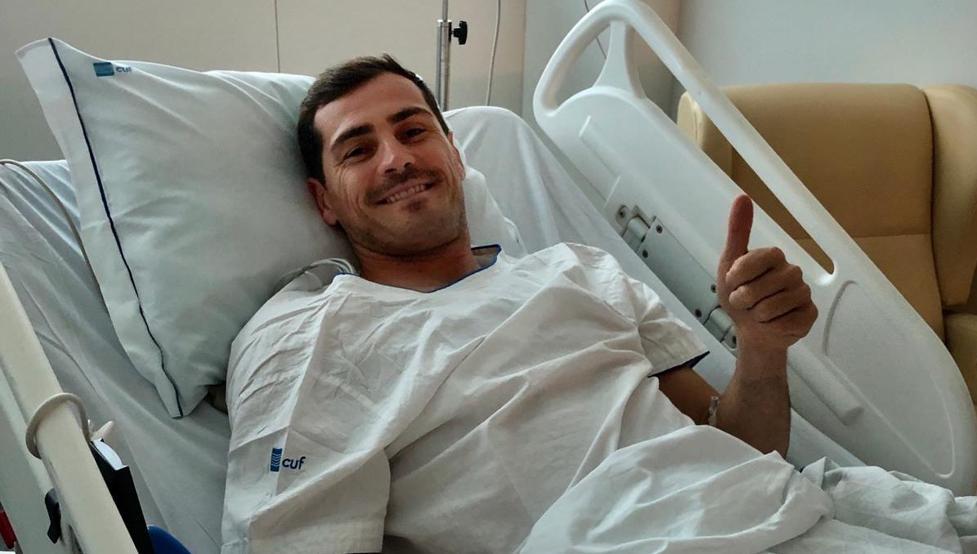 Iker Casillas se declara
