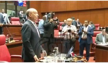 Senadores a favor y en contra de decisión JCE elimina arrastre en 26 provincias