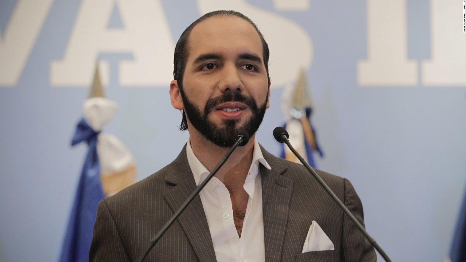 Congreso de El Salvador respalda decisión de Bukele de desconocer a Maduro