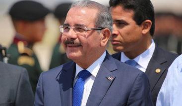Presidente Medina felicita a presidente electo de Panamá, Laurentino Cortizo