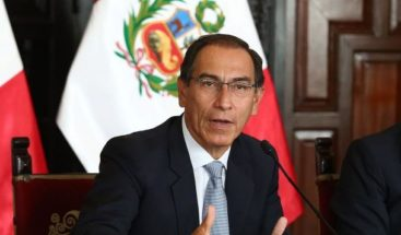 Vizcarra desafía al Congreso de Perú a cuenta de la inmunidad parlamentaria