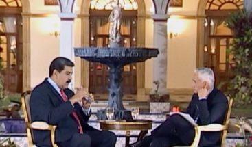 Univision recupera la entrevista completa de Jorge Ramos a Nicolás Maduro