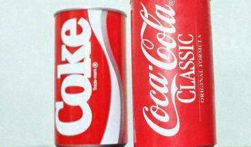 Coca-Cola rescatará temporalmente