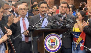 Embajador de Guaidó a Estados Unidos se reunió con funcionarios del Pentágono