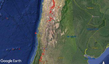 Descartan riesgo de tsunami tras sismo de 6,3 en costa central de Chile