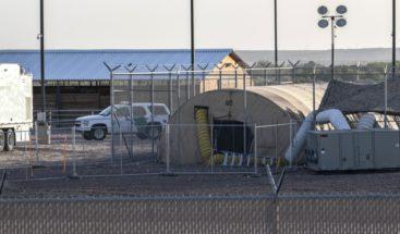 Trasladan a bebés y a menores detenidos en comisaría fronteriza EEUU