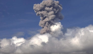Ceniza volcánica provoca afectaciones en función pulmonar e inmunológica