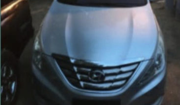 Recuperan carro vinculado al atentado resultó herido David Ortiz; detienen dos personas