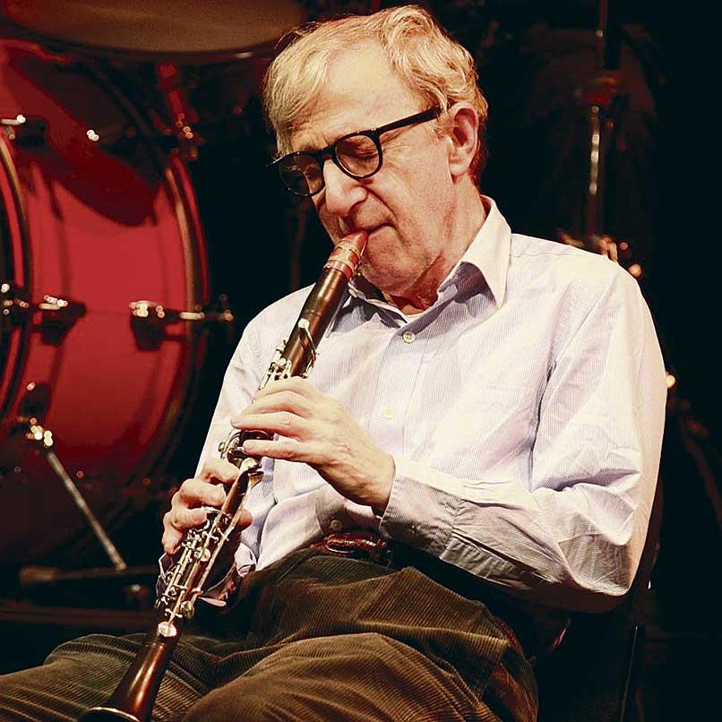 Woody Allen y su banda de jazz llevan New Orleans a Barcelona