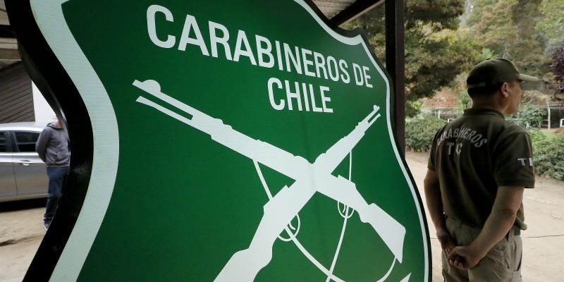 Justicia chilena condena a otros 14 civiles por fraude en Carabineros
