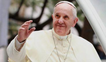 El papa cree que Europa debe