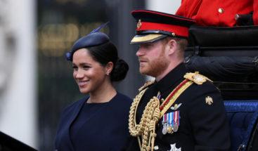 El príncipe Enrique y Meghan Markle se separarían de las actividades caritativas de Guillermo y Catalina