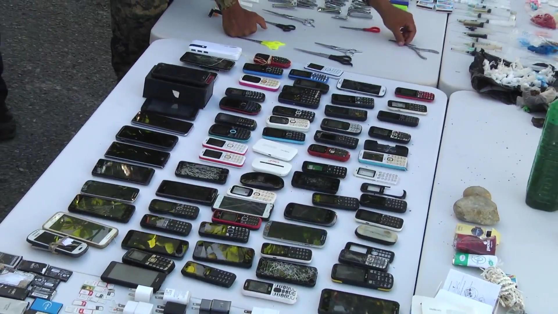 Allanan cárcel 15 de Azua y decomisan armas celulares y drogas por atentado a David Ortiz