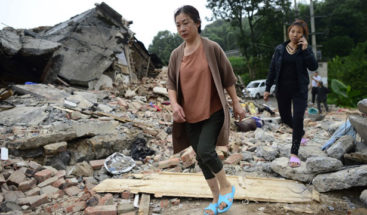 Al menos 21 heridos, uno de gravedad, por el terremoto del noroeste de Japón