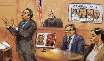 Juez deniega al Chapo salir dos horas semanales al patio de la cárcel en EEUU
