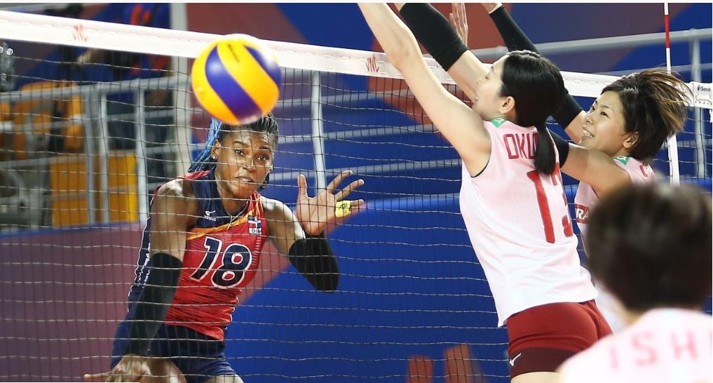 Las Reinas del Caribe vencen a Japón en Liga de Naciones