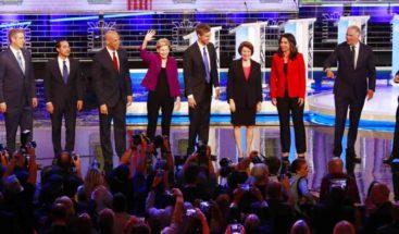 Comienza el debate demócrata y con él la carrera presidencial de EEUU de 2020