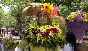 La Eterna Primavera es un festival, Jarabacoa celebran la 10ma fiesta de las flores