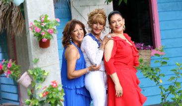Este vienes es ¡La tría!: Milly, Maridalia y Fefita en concierto