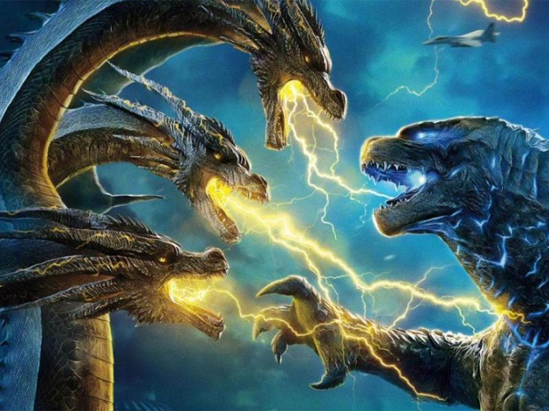 Godzilla estrena su nueva lucha por la coexistencia entre humanos y titanes