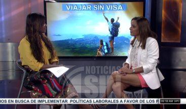 Diferentes destinos que puedes visitar sin visa