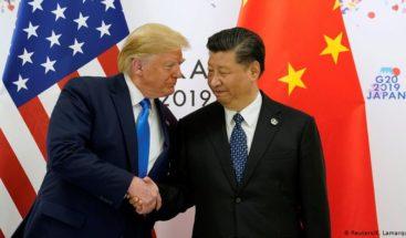 Trump y Xi acuerdan una nueva tregua en su guerra comercial en reunión del G20
