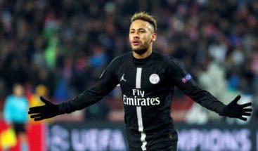 Comité de Apelación de UEFA mantiene tres partidos de sanción a Neymar