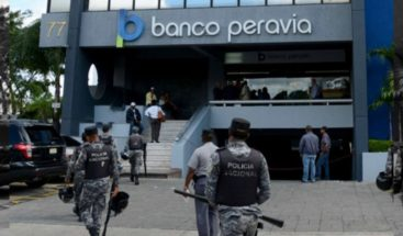Tribunal dictará hoy sentencia a imputados en caso Banco Peravia