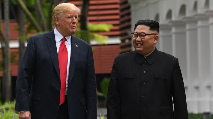 Enviado de EE.UU. para Corea del Norte llega a Seúl de cara a visita de Trump