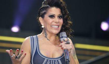 Ladrones saquean la casa de la cantante Alejandra Guzmán a punta de pistola
